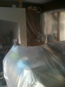 All our workers are trained in all aspects of work to be carried out ,including protection and cleanliness.