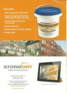 Storm dry