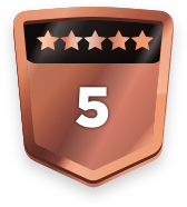 FIVE STAR PRO!
